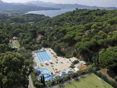 Photo for Vacation home Rosselba in Portoferraio - 5 persons, 2 bedrooms