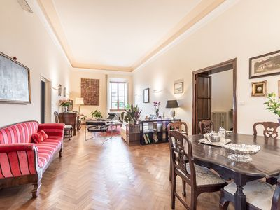 Photo for Petra Elegant, apartment in piazza del Carmine in Florence