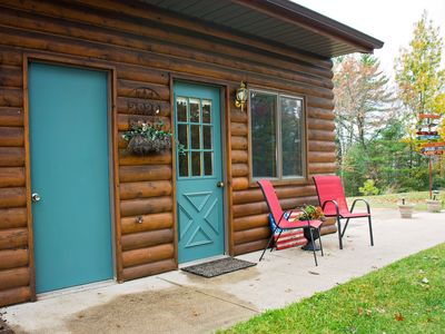 Photo for Bed & Breakfast in the Huron National Forest - sleeps 4 + options for horses