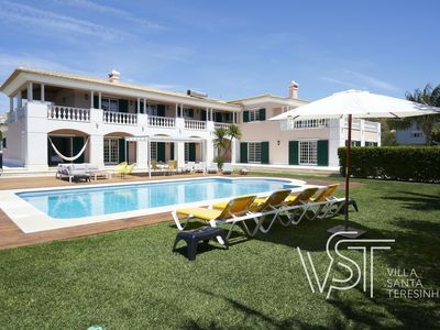 Photo for Villa Santa Teresinha: Luxury Villa with heated Swimming Pool