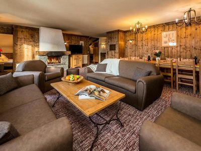 Photo for Chalet Altitude - Arc 2000 ***** - 6 Rooms 10/12 People