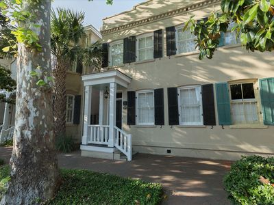 Photo for Historic 1870 Townhome Steps to Forsyth Park