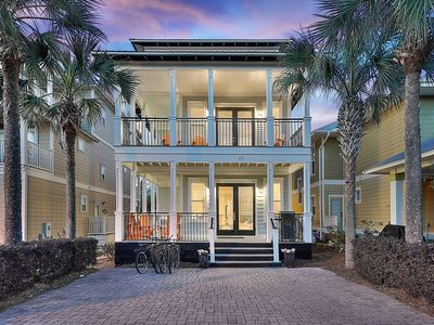 Photo for Beautiful Newly Renovated 30A Vacation Home w/ Gulf View & Community Pool!
