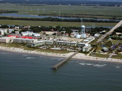 Photo for Beachfront, Sleeps 6, Fishing Pier