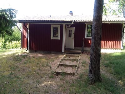 Photo for Holiday home for 2 guests with 54m² in Linneryd (120263)