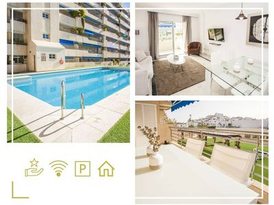 Photo for Enjoy sunny terrace!30 meters from the beach! Wi Fi ✔