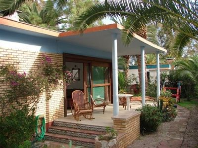Photo for Spacious villa, by the sea, pets welcome