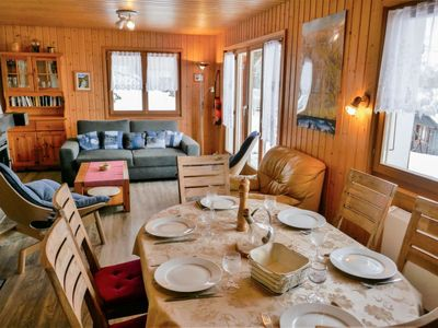 Photo for Vacation home Chalet Picardie in Nendaz - 6 persons, 3 bedrooms