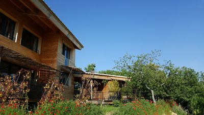 Photo for Eco-cottage in the Luberon.
