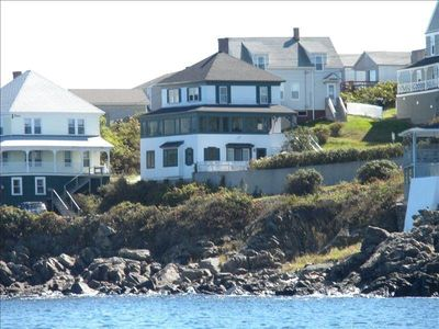 Photo for Maine Coast Home with Fabulous Views