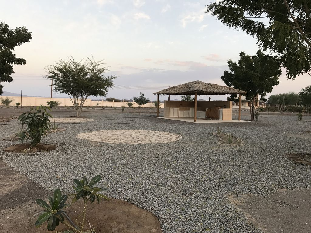 Oman getaway: Sidr eco-cabin, close desert, mountains, forts and village Photo 1