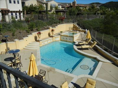Photo for Huge beach-near executive home w/resort pool - bring the family