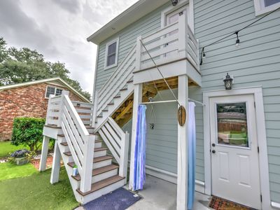 Photo for Private 1 Bedroom Apartment 10 Min from Downtown and Beaches