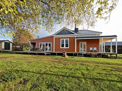 Photo for The Lazy Carrot - Ohakune Holiday Home