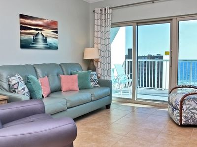 Photo for Crystal Tower 806- It's Beach Time! Book Your Dates Today