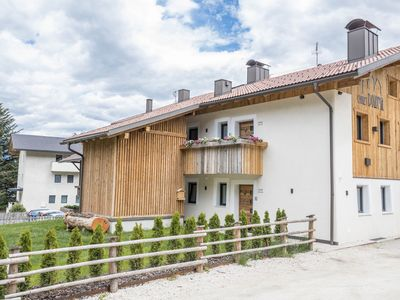 Photo for Sennes - Chalet Dolomit with Garden, Balcony, Mountain View & Wi-Fi; Parking Available