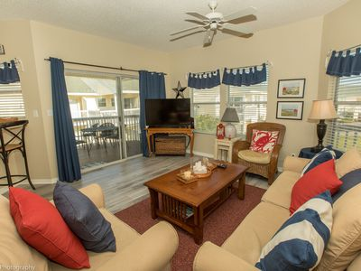 Photo for SPC 9230 - Beautiful Upstairs 2 BR in Beachwalk area