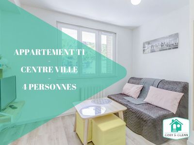 Photo for 1BR Apartment Vacation Rental in Dijon, Bourgogne