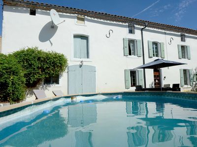 Photo for Stunning 400yr old farmhouse nr Carcassonne. Wi-Fi available. 5 star luxury