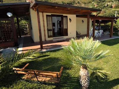 Photo for Holiday house Castellammare del Golfo for 1 - 5 persons with 2 bedrooms - Holiday house