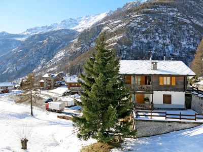 Photo for Apartment Chalet Coup d'Coeur  in Valtournenche, Aosta Valley - 4 persons, 2 bedrooms