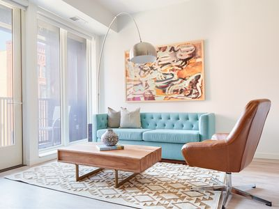 Photo for Sonder | SECOND + SECOND | Sunny 1BR + Lounge