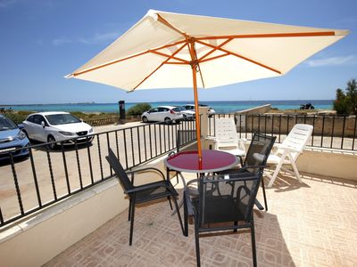 Photo for 2BR Apartment Vacation Rental in Ses Covetes