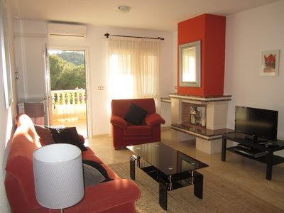 Photo for Las Ramblas Golf 2 bed Duplex , private patio and communal pool with kids area