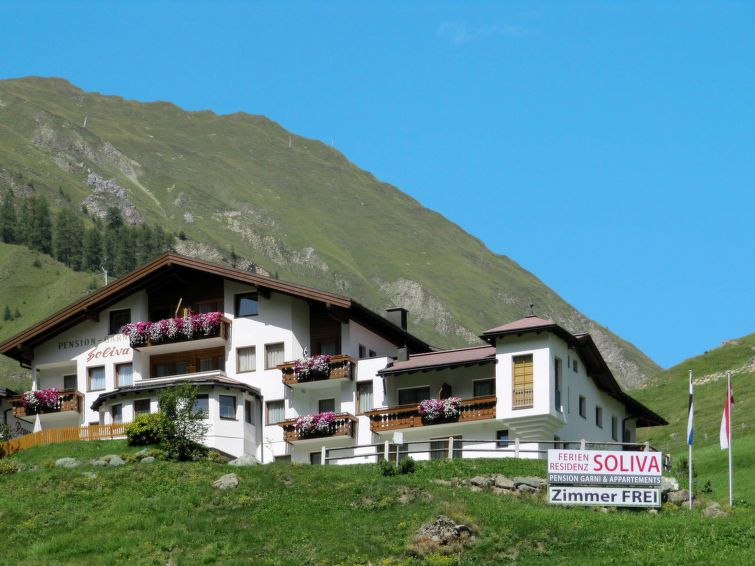 Apartment Soliva Sau100 In Samnaun 7 Persons 2