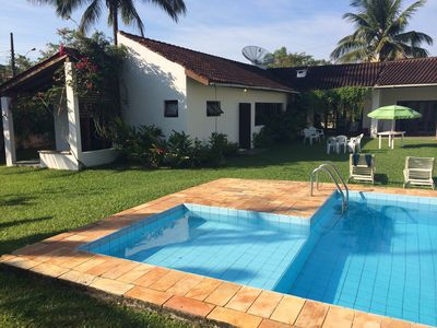 Photo for Home Ground with Large Garden and Pool - 4 Bedrooms