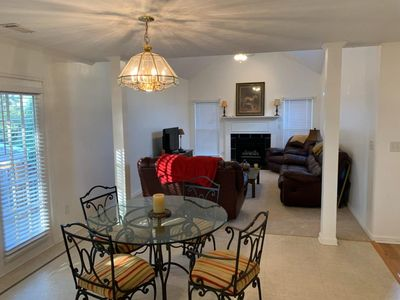Photo for 2 bed 2 bath patio home for masters.