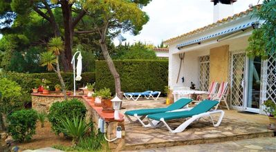 Photo for 107526 - House in Cala Canyelles