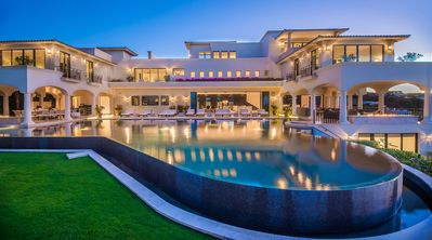 Photo for Breathtaking Villa Boasting a Private Putt & Chip Course, Gym, Tennis Court, Resort Access, & More