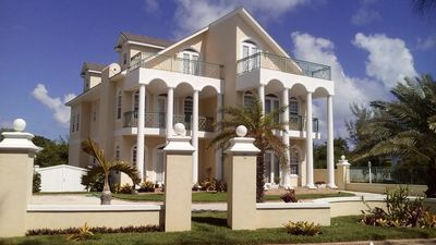 Photo for OCEANSPRAY!!! OPULENT BEACH HOUSE WITH POOL IN THE HEART OF THE BAHAMAS