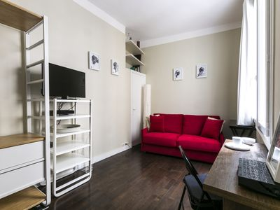 Photo for Delightful studio for 2 people in Marais
