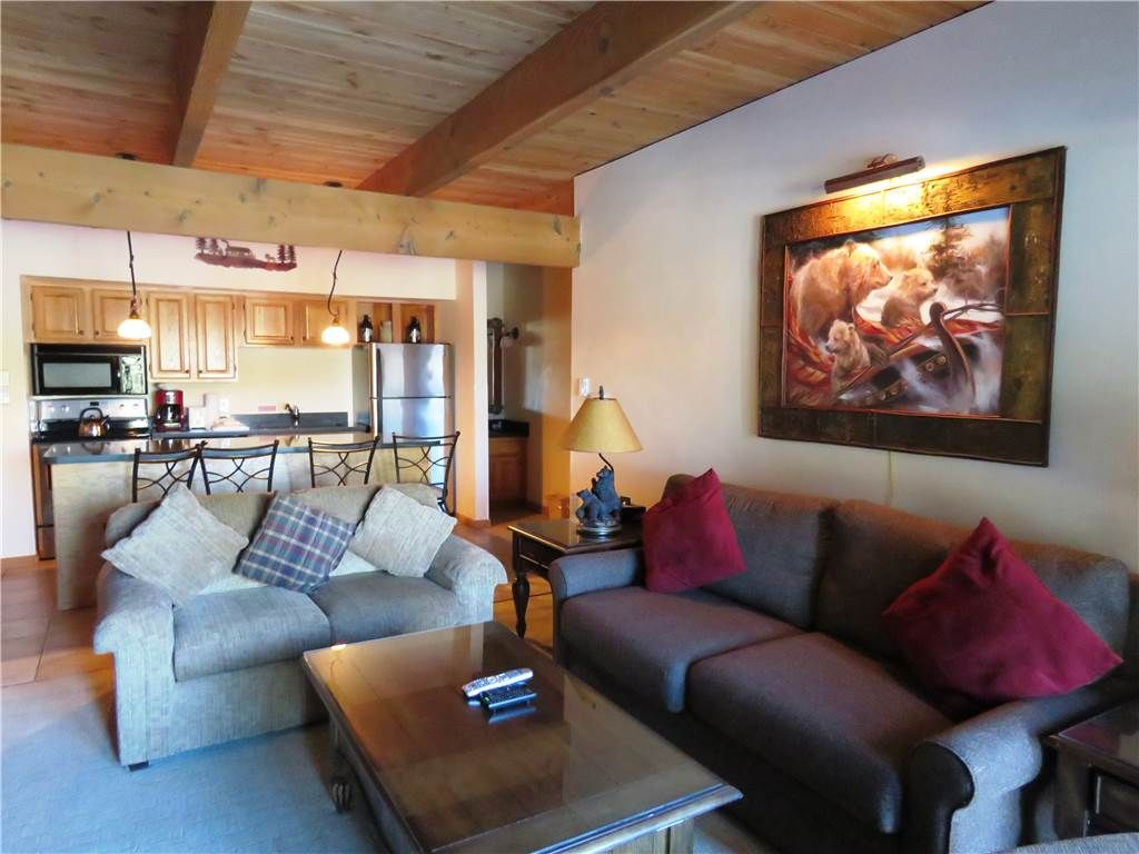 Timberline Deluxe Ski In Ski Out One Bedroom One Bath Condo 1 Br Vacation House For Rent In