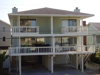 Photo for Just Steps Away From The Beach Or The Sound