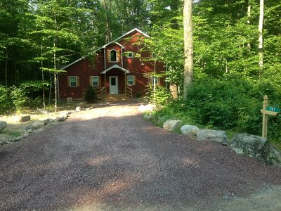 Photo for Arrowhead Lake Cabin, Modern Conveniences in Secluded Environment