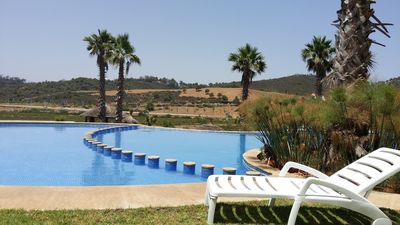 Photo for Apartment View Swimming Pool and Mountain