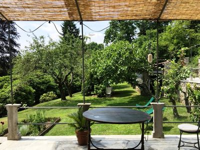 Photo for Exceptional 5½-room villa with approx. 5.000 m² park and private pool