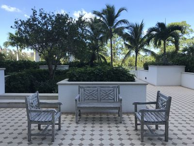 Photo for THE DUNES Terrace Unit in The Cayman Building