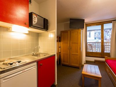 Photo for Val Thorens a renovated apartement 4 persons