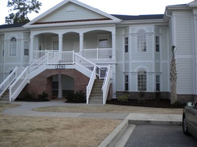Photo for Prof Dsgnd 4BR  Litchfield /Pawleys IslandAttractively priced Golf across street