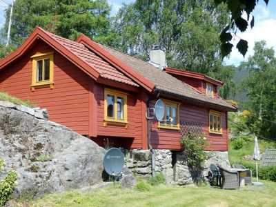Photo for Vacation home Onarheimsvatnet (FJH325) in Hauglandshella - 4 persons, 2 bedrooms