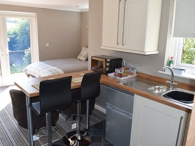 Photo for 1BR Apartment Vacation Rental in Scarborough, England