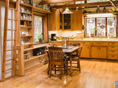 Photo for Cozy, Private House With Hot Tub on 2 Acres