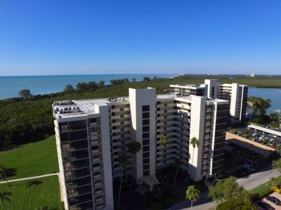 Photo for Highrise Naples Beach Condo with Amazing Sunsets, Walk to the Beach!