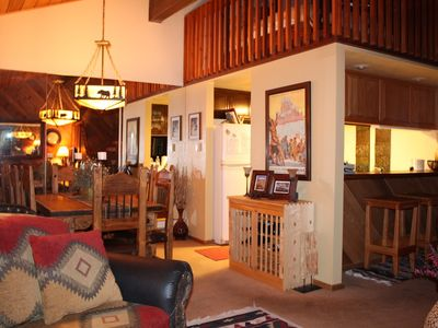 Photo for Beautiful Snowcreek Condo - 1 Bdrm, Loft & Bonus Room - Pet Friendly
