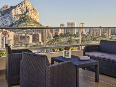 Photo for Apartment Costa Calpe in Calpe/Calp - 4 persons, 2 bedrooms