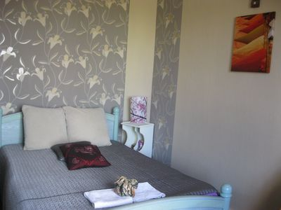 Photo for In a house / 170m2 / a companion I propose upstairs 1 bedroom / 18 m 2 /